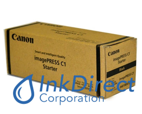 Genuine Canon 0401B001Aa Ipq-1 Developer / Starter Black