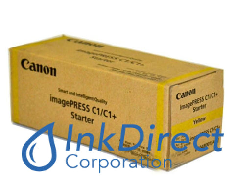 Genuine Canon 0404B001Aa Ipq-1 Developer / Starter Yellow