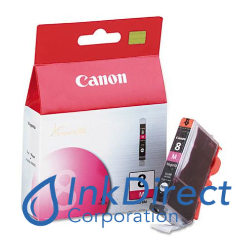 Genuine Canon 0622B002Aa Cli-8M Ink Jet Cartridge Magenta