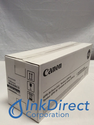 Genuine Canon 3786B004BA GPR-36 Drum Unit Black ImageRunner Advance C2020 C2020F C2030 C2030F C2225 C2230 Drum Unit