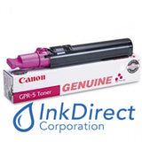Genuine Canon 4237A003Aa Gpr-5 Toner Cartridge Magenta