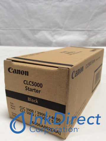 Genuine Canon 6606A003AA CLC5000 Developer / Starter Black Digital CLC 3900 5000 Developer / Starter