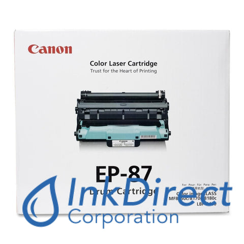 Genuine Canon 7429A005Aa Ep-87 Drum Unit