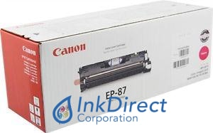 Genuine Canon 7431A005Aa Ep-87 ( Same As Hp C9703A ) Toner Magenta Toner