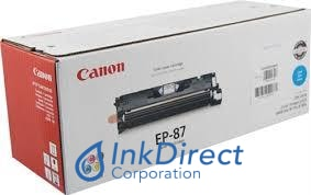 Genuine Canon 7432A005Aa Ep-87 ( Same As Hp C9701A ) Toner Cyan Toner