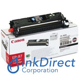 Genuine Canon 7433A005Aa Ep-87 Toner Black