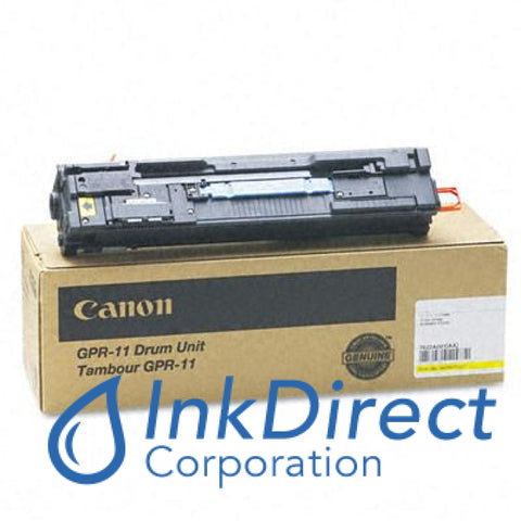 Genuine Canon 7622A001Aa Gpr-11 Drum Unit Yellow C2620,  C3200,  C3220,