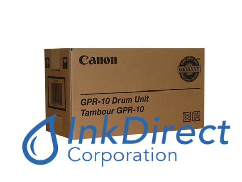Genuine Canon 7815A004Aa 7815A004Ab Gpr-10 Drum Unit Black