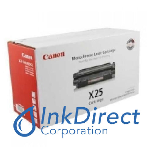 Genuine Canon 8489A001Aa X25 Toner Cartridge Black