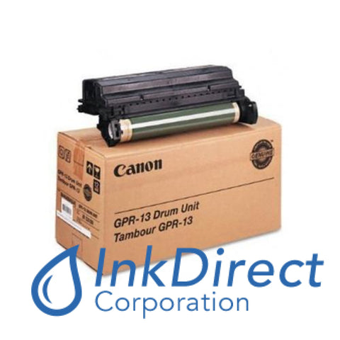 Genuine Canon 8644A004Aa 8644A004Ab Gpr-13 Drum Unit Black & Color