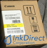 Genuine Canon 9624A008Aa Gpr-27 Drum Unit Yellow