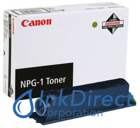 Genuine Canon F415902704 1372A006Aa Npg-1 Toner Cartridge Black