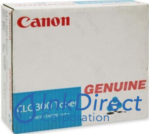 Genuine Canon F416811000 1425A001Aa Clc300 Toner Cartridge Cyan
