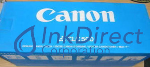 Genuine Canon F416911000 1426A001Aa Clc500 Toner Cartridge Cyan