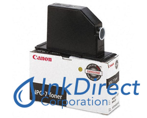 Genuine Canon F419101000 1377A002Aa Npg-7 Toner Cartridge Black