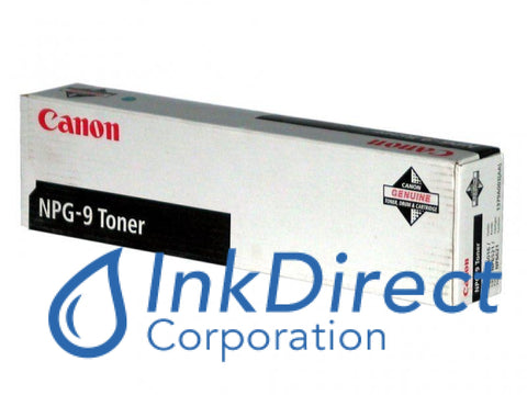 Genuine Canon F4207011000 1379A004Aa Npg-9 Toner Cartridge Black