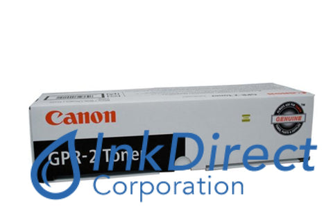 Genuine Canon F423201700 1389A004Aa Gpr-2 Toner Cartridge Black