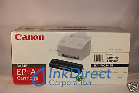 Genuine Canon R747003150 1548A002Aa Ep-A ( Same As Hp C3906A ) Toner Cartridge Black Toner Cartridge