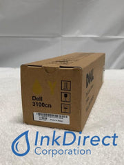 Replacement for Dell 310-5729 310-5737; Models: 3000 MG Compatible Toner Cartridges etc; Yellow Ink: CD3000Y 3100 3000CN