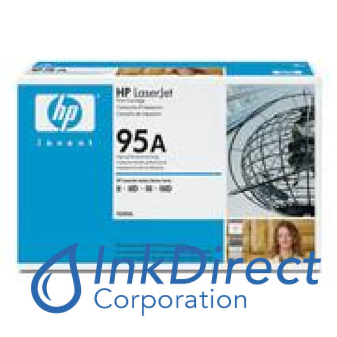 Genuine Hp 92295A Discontinued 95A Toner Cartridge Black