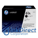 Genuine Hp C8061A 61A Toner Cartridge Black