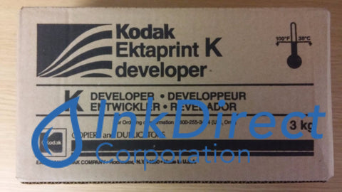 Genuine Kodak 1001247 100-1247 Developer Black