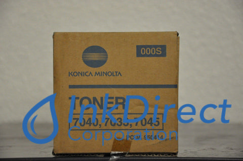 Genuine Konica Minolta 950414 950-414 Toner Cartridge Black