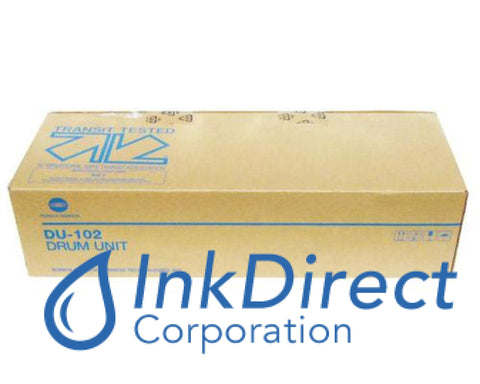 Genuine Konica Minolta A0400Y2 Du-102B Du102B Drum Unit Black