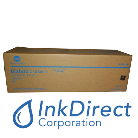 Genuine Konica Minolta A06V134 Tn-313K Tn313K Toner Cartridge Black