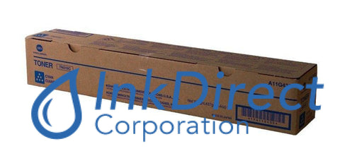 Genuine Konica Minolta A11G430 Tn-319C Tn319C Toner Cartridge Cyan Multi Function  BizHub C360,