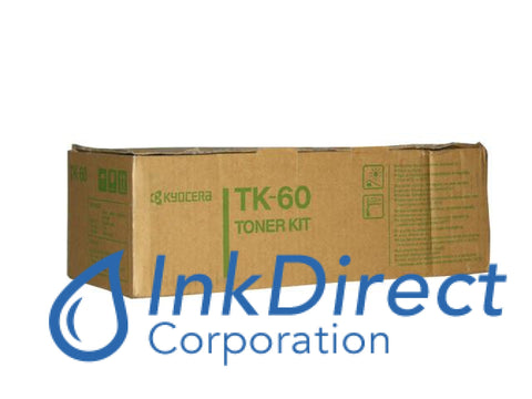 Genuine Kyocera Mita 1T02Br0Us000 Tk-60 Tk60 Toner Kit Black