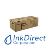 Genuine Kyocera Mita 370Qdokm001 Tk-67 Tk67 Toner Cartridge Black Laser Printer  FS 3820,  3830N,
