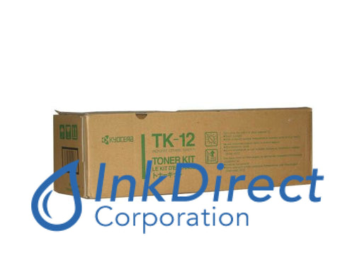 Genuine Kyocera Mita 87800705 878-00705 Tk-12 Tk12 Toner Cartridge Black