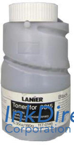 Genuine Lanier 1170146 117-0146 Toner Cartridge Black , Lanier - Copier 6315