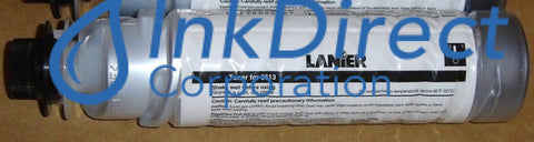 Genuine Lanier 4800066 480-0066 Toner Cartridge Black , Lanier - Fax Laser 5612, 5613