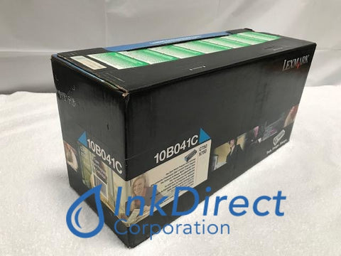 Genuine Lexmark 10B041C Return Program Print Cartridge Cyan C750 C750FN C750IN X750E Print Cartridge