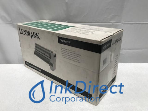 Genuine Lexmark 10B041K Return Program Print Cartridge Black C750 C750FN C750IN X750E Print Cartridge
