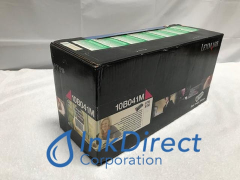 Genuine Lexmark 10B041M Return Program Print Cartridge Magenta C750 C750FN C750IN X750E Print Cartridge