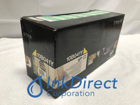 Genuine Lexmark 10B041Y Return Program Print Cartridge Yellow C750 C750FN C750IN X750E Print Cartridge