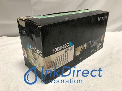 Genuine Lexmark 10B042C Return Program Print Cartridge Cyan C750 C750DN C750DTN C750FN C750IN C750N X750E Print Cartridge