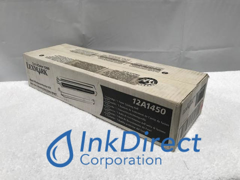 Genuine Lexmark 12A1450 Photo Conductor Black Optra Color 1200 1200N Photo Conductor