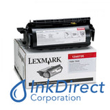 Genuine Lexmark 12A6735 Print Cartridge Black