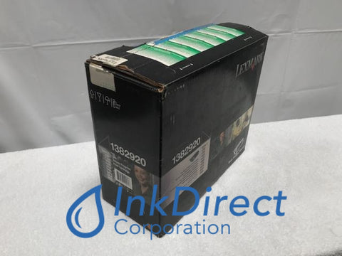 Genuine Lexmark 1382920 Return Program Print Cartridge Black 4059 Optra S1250 S1250N S1620 S1620N S1650 Print Cartridge