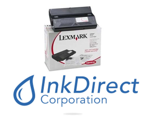 Genuine Lexmark 140191A Hp 92291A Print Cartridge Black