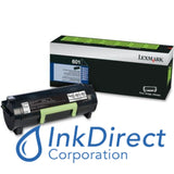 Genuine Lexmark 60F1000 Lex 601 - Return Program Toner Cartridge Black