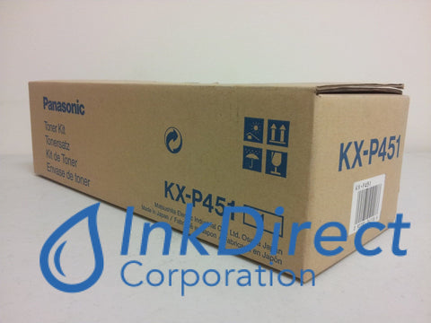 Genuine Panasonic Kxp451 Kx-P451 Toner Kit Black , Panasonic - Laser Printer KX P4420
