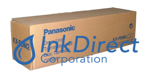 Genuine Panasonic Kxpdm2 Kx-Pdm2 Drum Unit , Panasonic - Laser Printer KX P4420