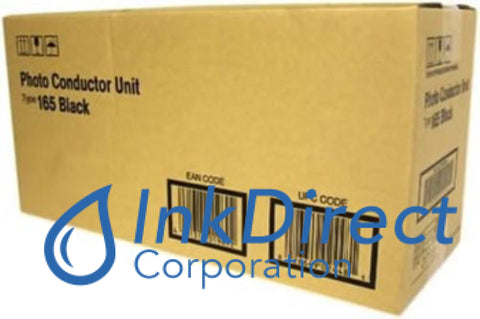 Genuine Ricoh 402448 480-0335 Type 165 Photo Conductor Black