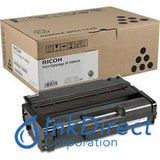 Genuine Ricoh 406464 406-464 Sp 3400La - Standard Yield Toner Cartridge Black