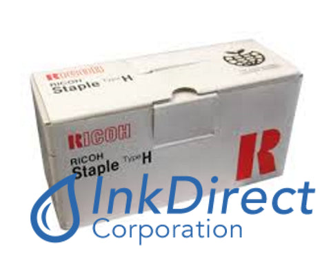 Genuine Ricoh 410508 Type H Staple Cartridge